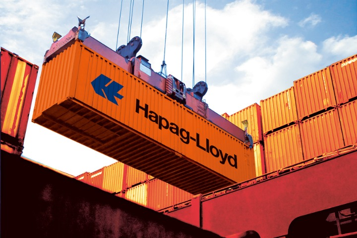 Hapag-Lloyd Container
